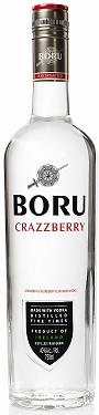 Boru Vodka Crazzberry
